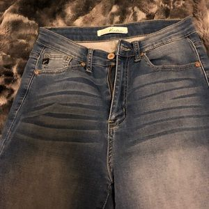 Sadie Kan Cans high waisted jeans